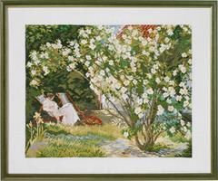 Rosenträdgård