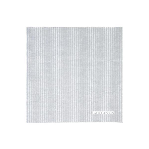 Pappservett Kritstreck ljusgrå