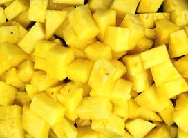 Ananasbiter 1 kg