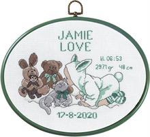 Dop kramdjur Jamie/ Love