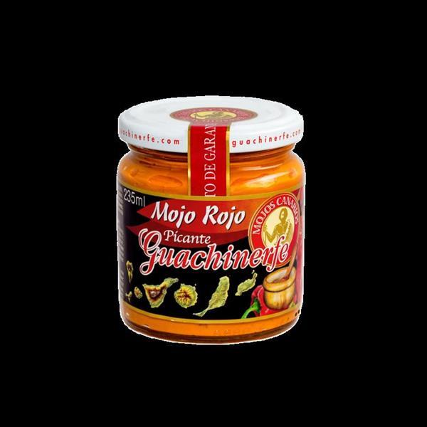 Mojo Guachinerfe Röd Stark 200g
