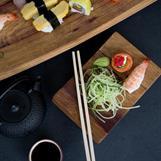 Sushi/tapas set