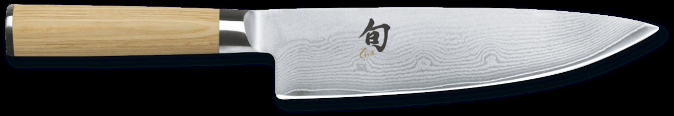 Kokkekniv, Shun Classic White