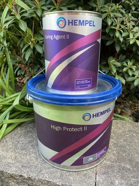 Løsemiddelfri epoxy primer - Hempel - 2,5 l