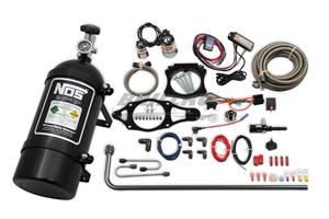 C7 CORVETTE N2O KIT,10LB,BLACK