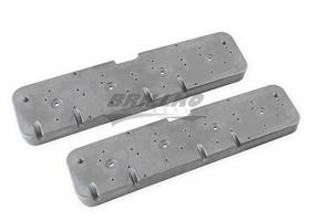 VALVE COVER ADAPTER PLATES - SBC TO LS