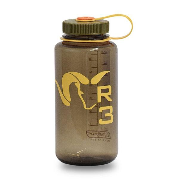 SG R3 Ram Nalgene flaske vid åpning