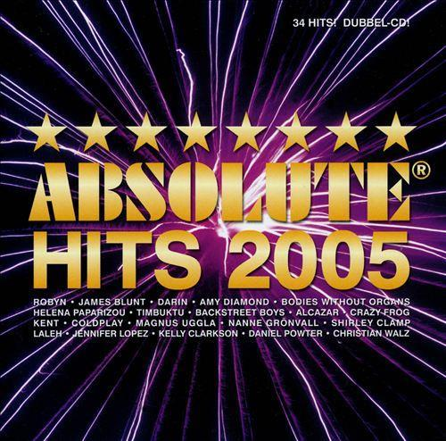 Absolute Hits 2005 (2-CD)