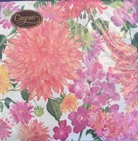 Middag serviett Summer blooms 3 lag 20stk