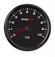 4-1/2 TACHOMETER, 0-10K RPM, CAN, BLACK