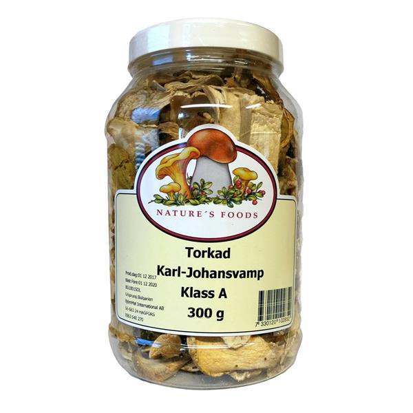 Torkad K-J/Stensopp kl A, 300g