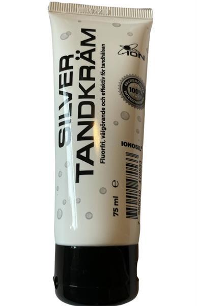Tandkräm Silver 75 ml