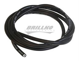 Super Conductor Bulk Wire, Black 100'