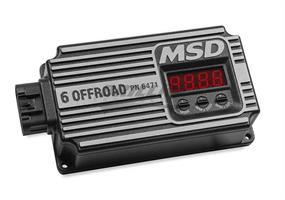 MSD Digital 6 Off Road Ignition