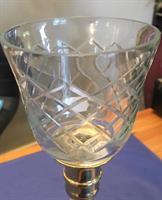 Telys - omformer til lysestaker. stor 8cm