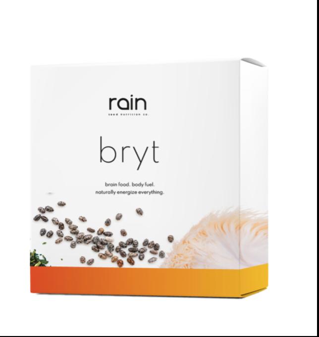 Rain - Bryt,  eske  m/ 30 kapsler
