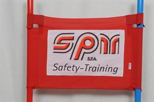 Storslalomflagga Super Training Röd