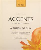 Accents duftlys - A Touch of sun