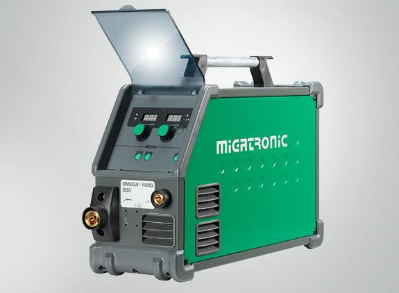 Migatronic Yard 300 Config 4m ML360