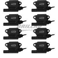 Coils, Black,GM LS Series (LS-2/7), 8-Pk