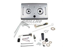 UNIVERSAL EFI GAS TANK KIT WITH 73-10 FO