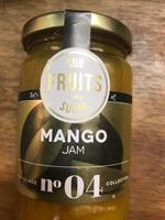Marmelad Sun Fruits Mango 320gr