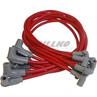 Wire Set,SC,Red,84-91,Corvette,350TPI