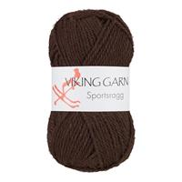Viking Sportsragg Mörkbrun
