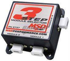 Three Step Module Selector