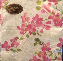 Middag serviett Blossoming branches 3 lag 20stk