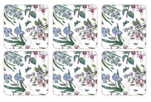 Botanic garden glassbrikker 6stk