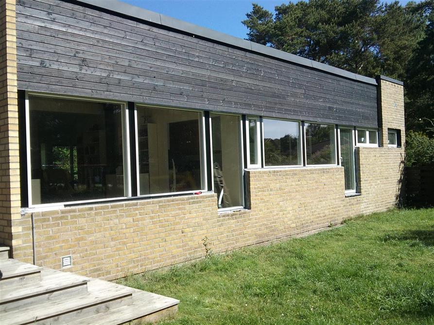 Ny panel och fönster