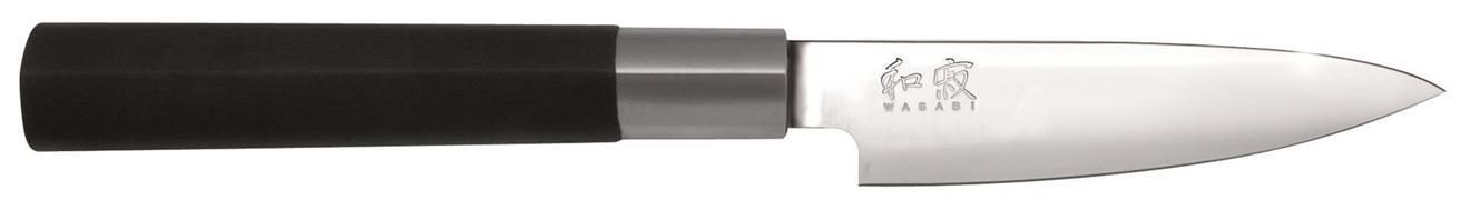 Liten Universalkniv, Wasabi Black