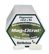 Mag Citrat m B6  120 kaps