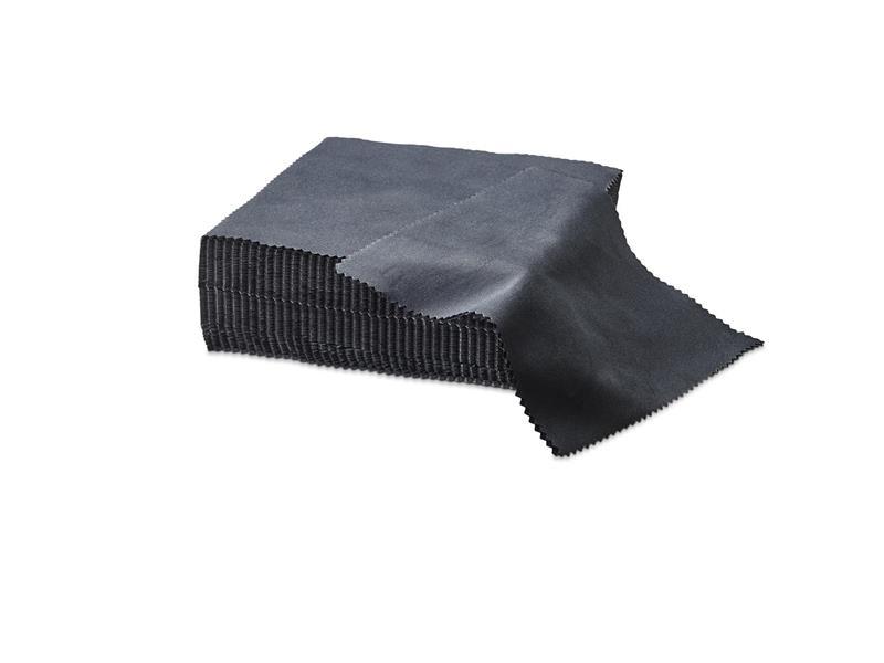 Mikrofiberduk 15x15, svart