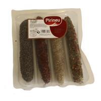 Fuet Pirineu 4 smaker 4x100 gr
