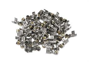 90 Deg Spark Plug Terminals, 50 EA