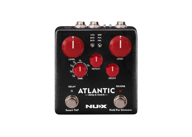 NUX NDR-5 Atlantic Atlantic Delay & Reverb