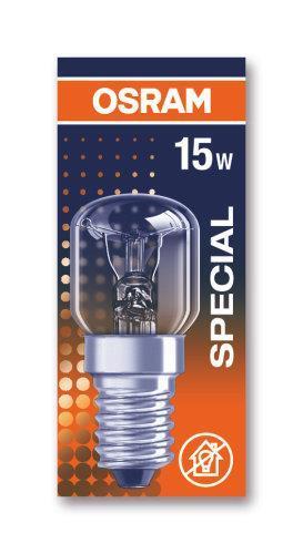 Ugnslampa 15W E14 85lm / Osram