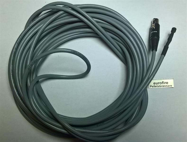 Kablage Tempgivare 10m M2,M3