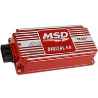 MSD-6A, Digital Ignition Control