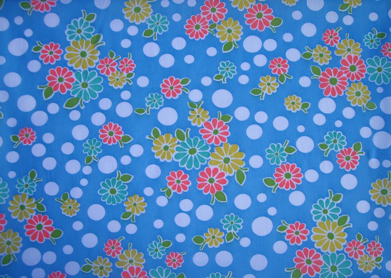 Blomsteräng, blå