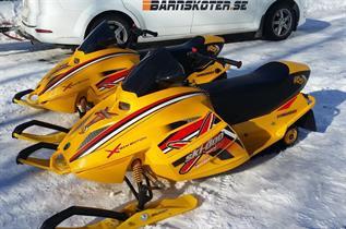 Bättre skidor = bättre fart