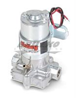 ELEC FUEL PUMP BLACK MARINE