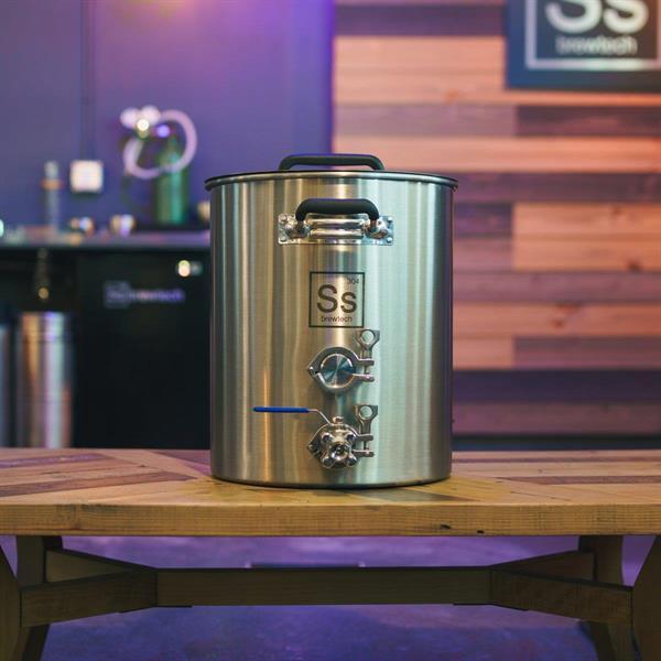 Brew Kettle 10 gallon Tri-Clamp