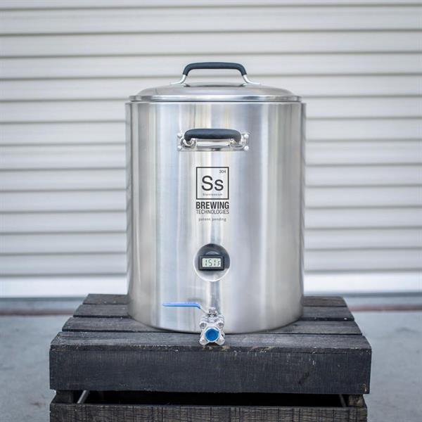 Infusion Mash Tun 37 liter