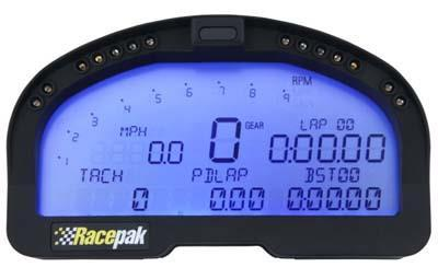 Klicka här för att komma till vårt sortiment av Racepak - Digitala skärmar