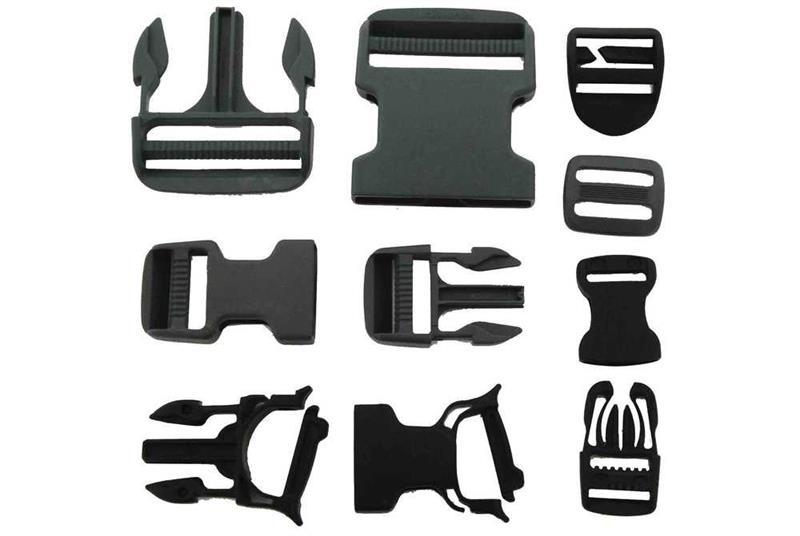 Repair buckle kit