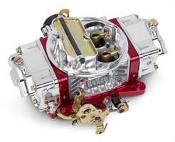 750 ULTRA DOUBLE PUMPER W/RED BILLET