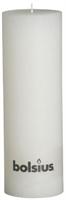 Rustikk kubbe 10*30cm hvit